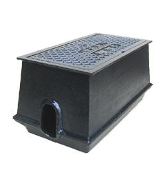 千葉県水道局型 T6量水器ボックス20-25mm